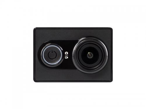 Видеокамера Xiaomi YI Travel Edition BT, черная, вид 1