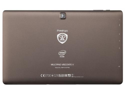 Планшет Prestigio MultiPad PMP1012TE 32GB, коричневый, вид 2