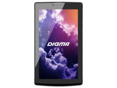 Планшет Digma Plane 7007 1/16GB 3G, черный, вид 1