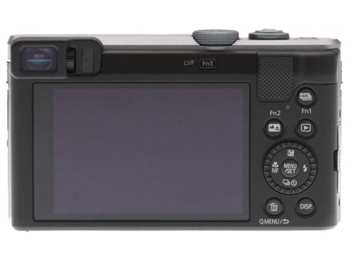 Цифровой фотоаппарат Panasonic Lumix DMC-ZS60, черно-серебристый, вид 1
