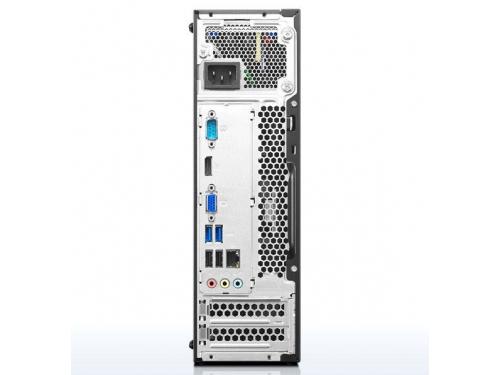 Фирменный компьютер Lenovo S510 SFF (Core i7-6700 3400MHz/8.0Gb/1000Gb/DVD-RW/Intel HD Graphics/LAN1000/Win 7 Pro), 10KY003JRU, вид 3
