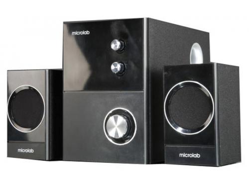 Компьютерная акустика Microlab M-223 2.1, вид 1
