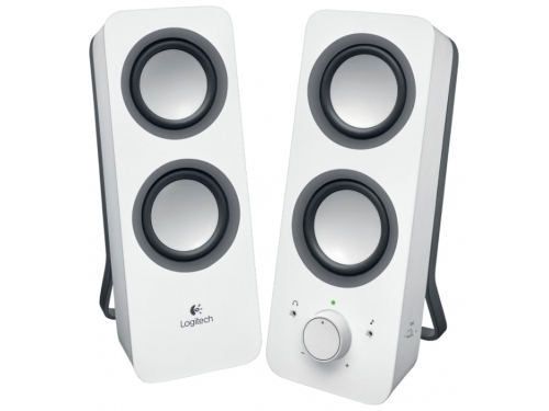Компьютерная акустика Logitech Z200 White, вид 1