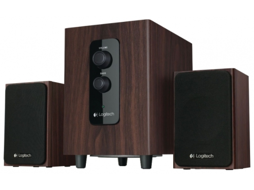 Компьютерная акустика Logitech Z443 Wood, вид 1