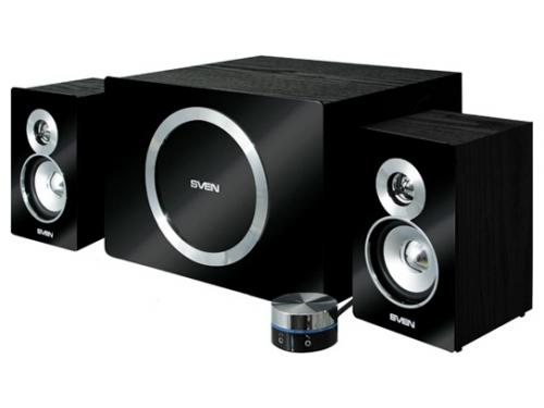 Компьютерная акустика Sven MS-1085 Black, вид 1
