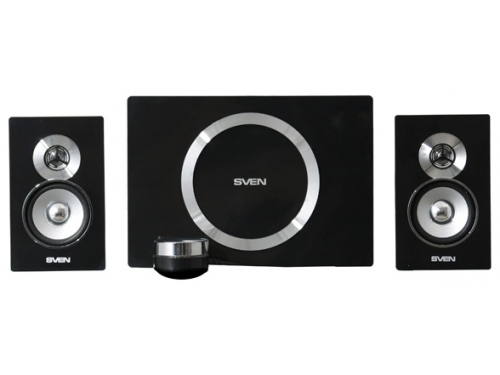 Компьютерная акустика Sven MS-1085 Black, вид 2