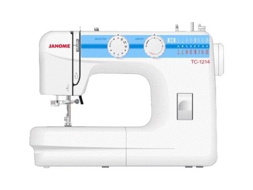 Швейная машина JANOME TC-1214, вид 1