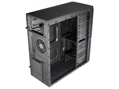 Корпус Aerocool V3X Advance Devil Red Edition, ATX, 600Вт, USB 3.0, вид 4