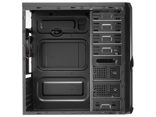 Корпус Aerocool V3X Advance Black Edition, ATX, 600Вт, USB 3.0, вид 4