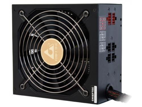 Блок питания Chieftec 1000W APS-1000CB v.2.3/EPS, APFC, Fan 14 cm, Cable Management, вид 1
