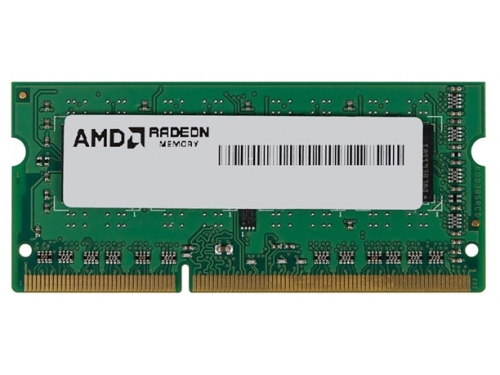 Модуль памяти AMD R534G1601S1S-UGO SODIMM 4096Mb, вид 1