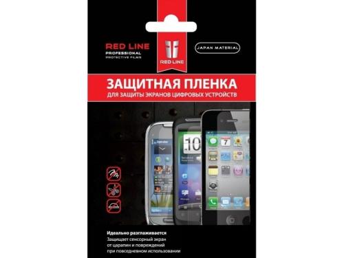 Защитная пленка для смартфона Защитная пленка Red Line Sony Xperia Z clear +задняя часть, вид 1