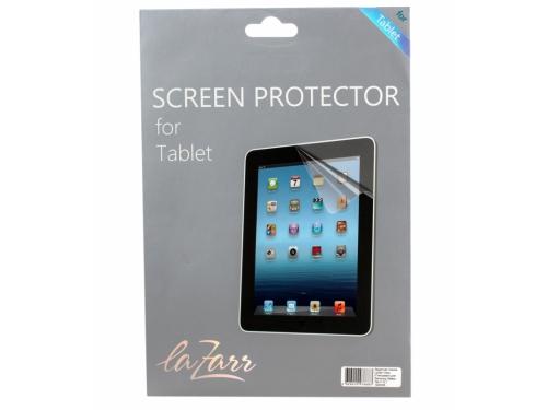 Защитная пленка для планшета LaZarr Clear Глянцевая для Samsung Galaxy Tab 3 10.1 P5200/P5210, вид 1