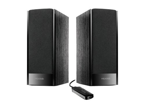 Компьютерная акустика Microlab B-56 Black, вид 1