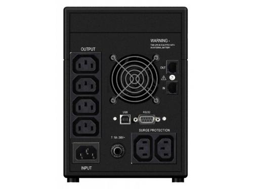 Источник бесперебойного питания Ippon Smart Power Pro 1400, вид 3