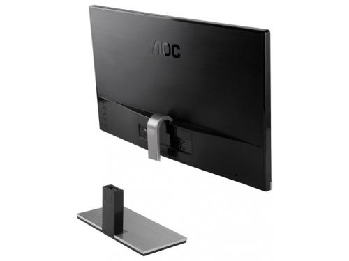 Монитор AOC I2267FW Metal-Black, вид 4