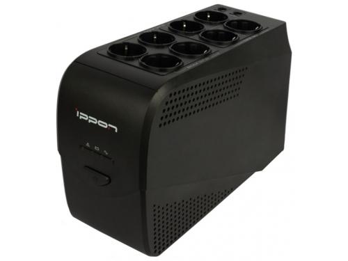 Источник бесперебойного питания Ippon Back Comfo Pro 800 Black, вид 1