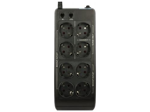Источник бесперебойного питания Ippon Back Comfo Pro 800 Black, вид 2