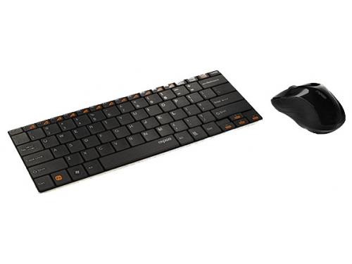 Комплект Rapoo 9020 Black USB, вид 3