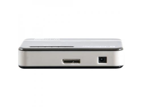 USB ������������ Defender QUADRO Quick USB3.0 - 4 �����, + ���� ������� DC 5�...2�, + ������ USB 3.0 A(, ��� 3