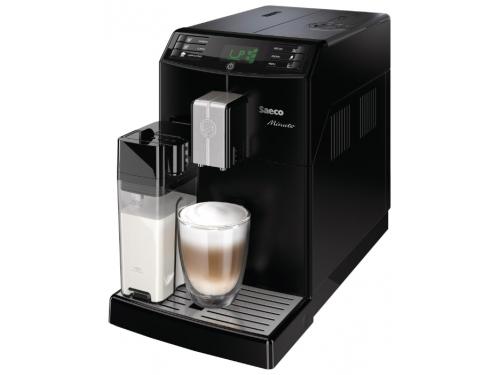 Кофемашина Philips Saeco  HD 8763 черная, вид 1