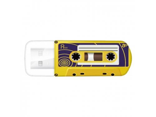 Usb-флешка Verbatim Store 'n' Go Mini Cassette Edition 32GB, черная, вид 2