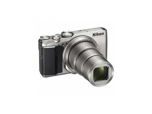 Цифровой фотоаппарат Nikon Coolpix A900, серебристый, вид 2