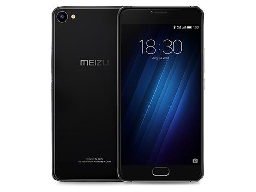 Смартфон Meizu U10 32GB, черный, вид 1