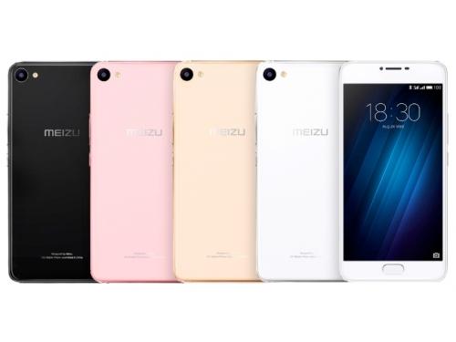 Смартфон Meizu U10 32GB, черный, вид 2