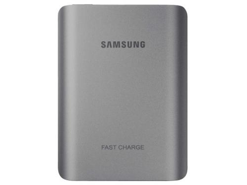 Аксессуар для телефона Мобильный аккумулятор  Samsung EB-PN930CSRGRU Li-Ion 10200mAh 2A, серый, вид 1