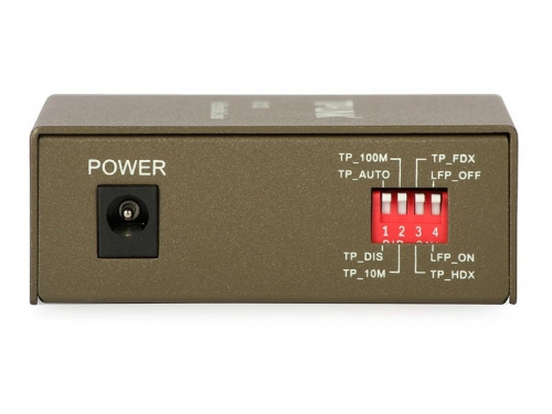 Медиаконвертер сетевой TP-LINK MC110CS, вид 4
