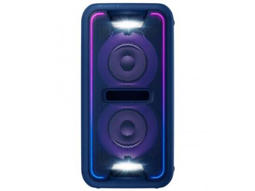 Портативная акустика Sony GTK-XB7/LC, синяя, вид 1