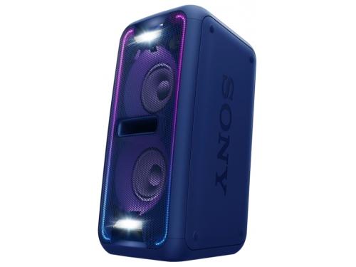 Портативная акустика Sony GTK-XB7/LC, синяя, вид 2