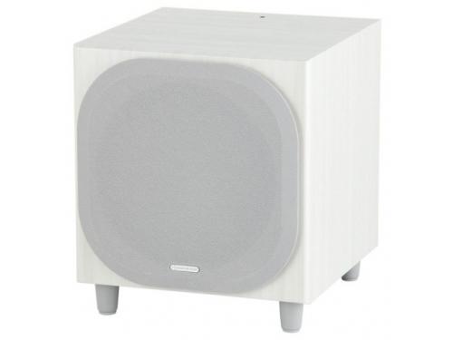 Акустическая система сабвуфер Monitor Audio Bronze W10, белый ясень, вид 3