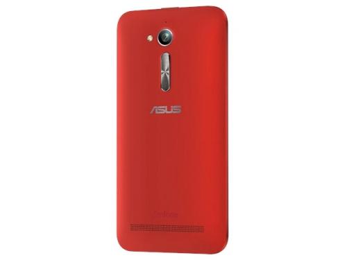 Смартфон ASUS ZenFone Go ZB500KL 16Gb, красный, вид 2