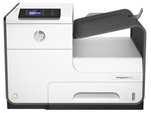 Принтер струйный цветной HP PageWide Pro 452dw (настольный), вид 1