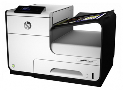 Принтер струйный цветной HP PageWide Pro 452dw (настольный), вид 2