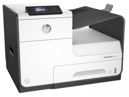 Принтер струйный цветной HP PageWide Pro 452dw (настольный), вид 3