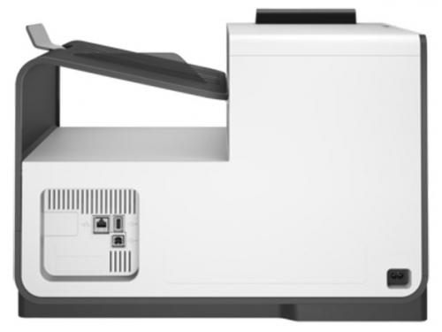 Принтер струйный цветной HP PageWide Pro 452dw (настольный), вид 4