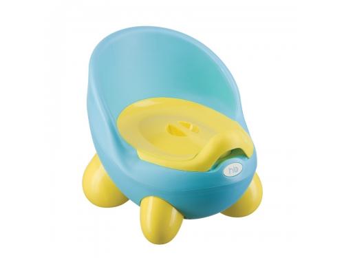 Товар для детей Happy Baby Ergo Potty (горшок), синий, вид 1