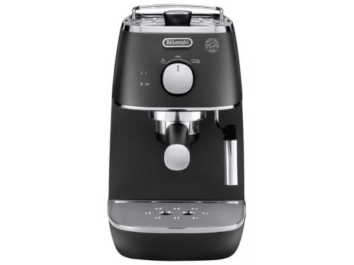 Кофеварка De Longhi ECI 341 BK чёрная, вид 1