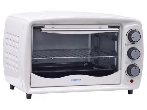 Мини-печь, ростер Nord EO 30 W, белая, вид 1