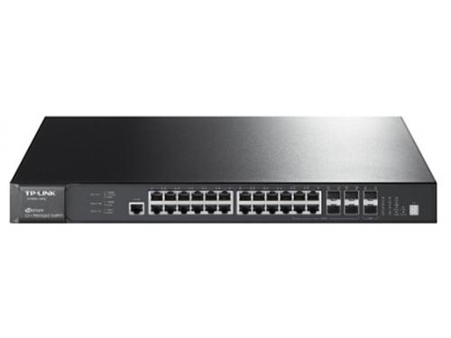 Коммутатор (switch) TP-Link T2700G-28TQ (управляемый), вид 2