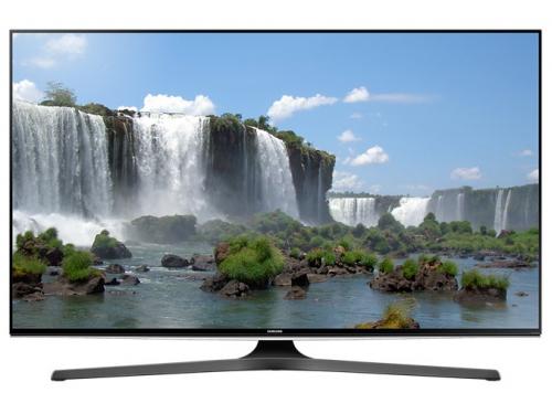 телевизор Samsung UE50J6240AU, черный, вид 2