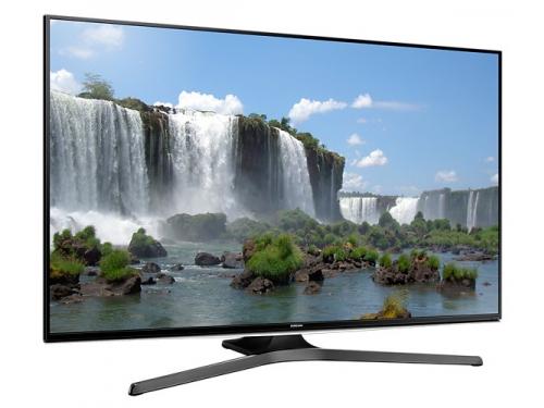 телевизор Samsung UE50J6240AU, черный, вид 3