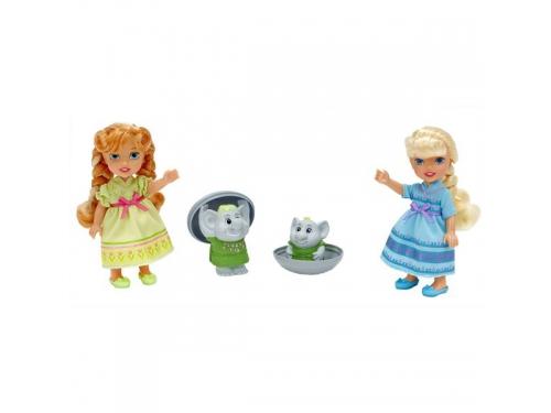 Набор игровой Disney Холодное Сердце принцессы Холодное Сердце (2 куклы 15 см и тролли), вид 1