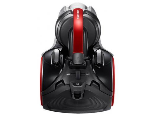 Пылесос Samsung VC15K4110VR, черный/ красный, вид 4