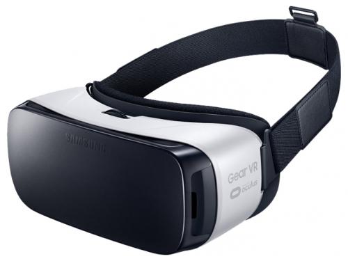 VR-очки Samsung Galaxy Gear VR SM-R322, бело-черные, вид 4