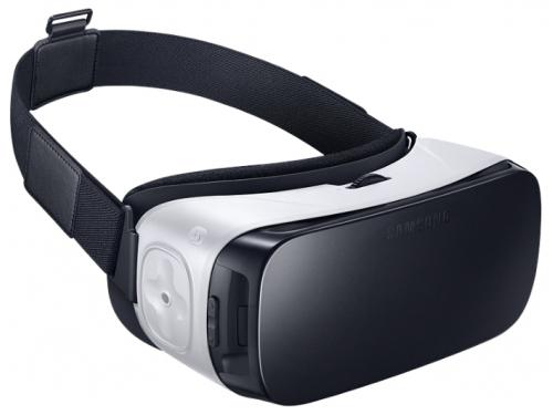 VR-очки Samsung Galaxy Gear VR SM-R322, бело-черные, вид 3