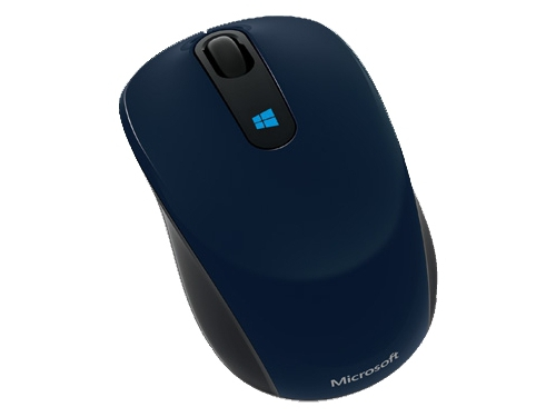 Мышь Microsoft Sculpt Mobile Mouse Blue USB, вид 2